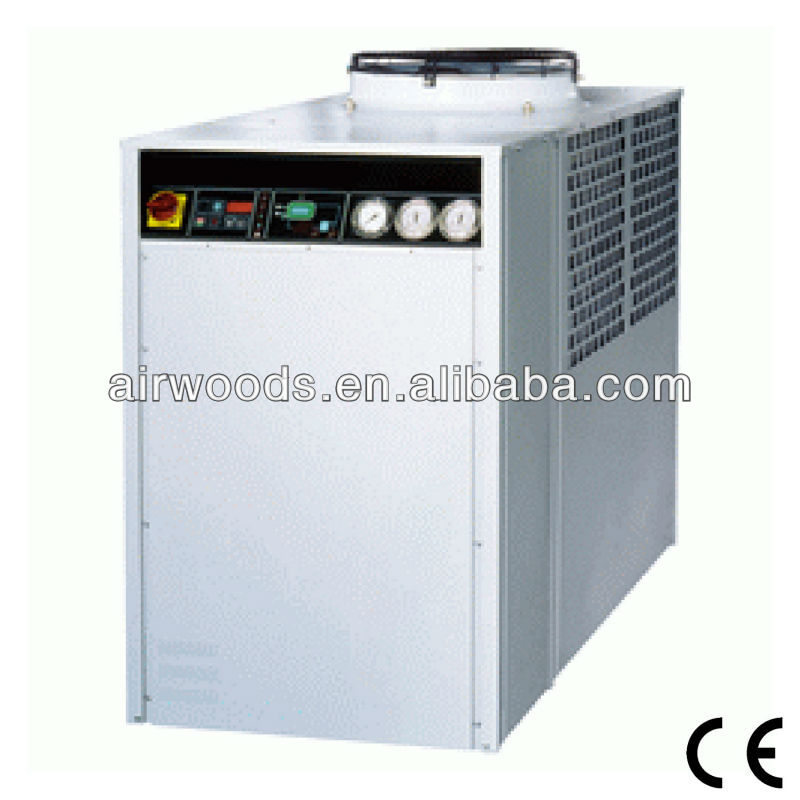 Standard stainless tank and high pressure pump Industrial water chiller