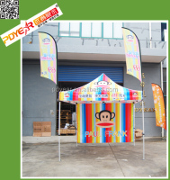 exhibition equipment advertising tent