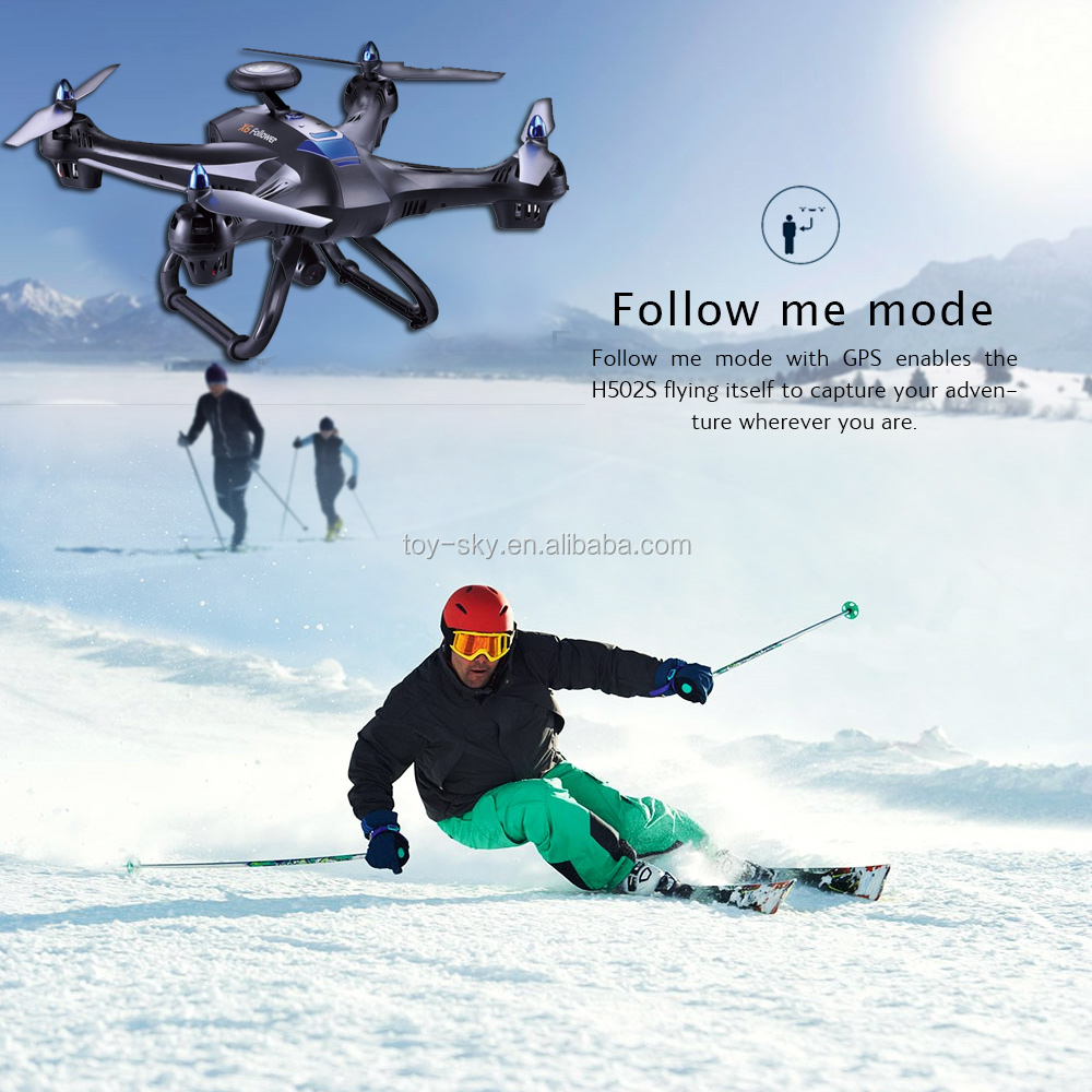 2017 Newest Professional long distance Drones with hd camera and GPS precise position,Low power auto landing and return