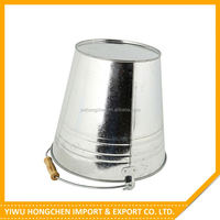 TOP SALE simple design antique coal bucket with different size