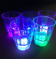 Led Flashing Cup Appliance for Nightclub Bar KTV Birthday Party and Dance Party Halloween Christmas Events