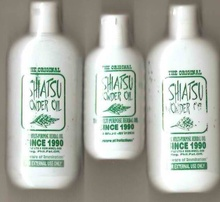 Shiatsu Wonder Massage oil