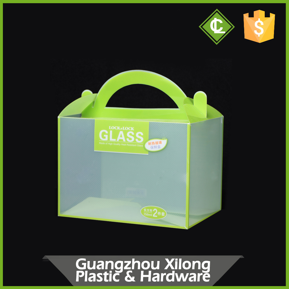 hard plastic storage box with handle, plastic cake box packaging, plastic box packaging food
