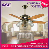 made in china contemporary bronze copper decorative ceiling fan