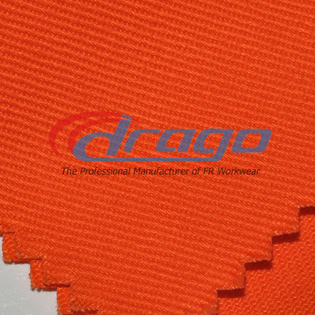 Hi Visibility CVC Fabric for Firefighting Suit