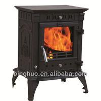 Wood Burning Stove Fireplace BH019