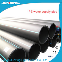 corrugated culvert pipe for sewer project
