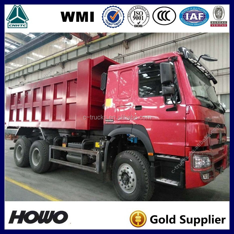 Widely Used 30ton HOWO 6x4 tipper for kenya