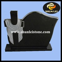 China cheap stone celtic cross tombstones