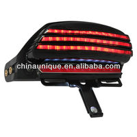 Integrated LED Tri-Bar fender autobike back light for 2007-2013 Harley Davidson