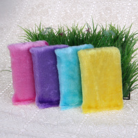 Hot Sell Cleaning Sponge Colorful Antibacterial Kitchen Sponges With Wholesale