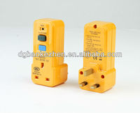 A30PW RCD outdoor plug adaptor