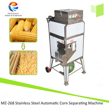 Industrial Cutter Type Sweet Corn Maize Corn Seeds Removing Thresher Machine MZ-268