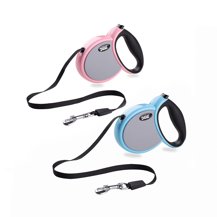 Hight quality products retractable leather <strong>dog</strong> and cats leash 3m up to 15kg