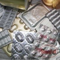 PET/ ALU/PE foil for pharmaceutical packaging