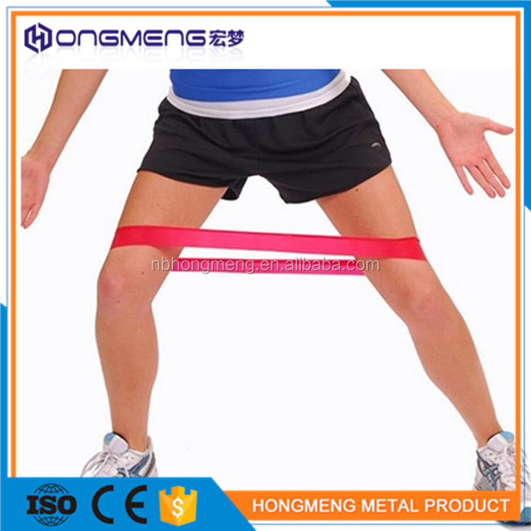2017 Exercise Resistance Loop Band fitness resistance band loop with bag