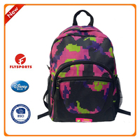 China factory customized high quality images of school bags for kids