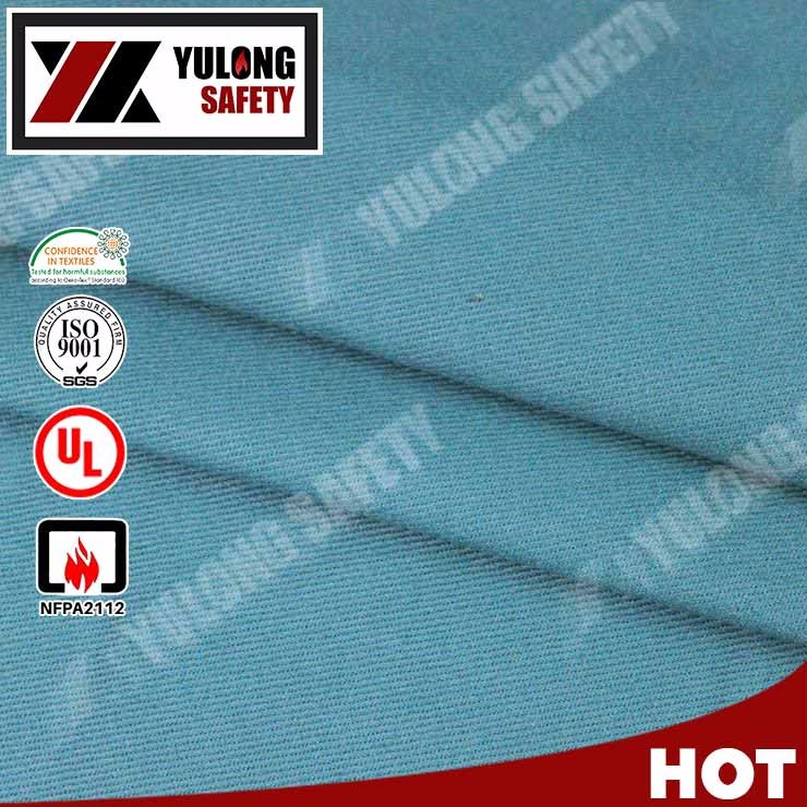 Wholesale 100% Cotton Washable Fire Retardant Fabric For Firefighting Suits