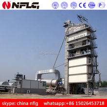 Best selling product of small asphalt hot mix plant with low price and high efficiency