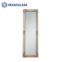 Hexad Glass large decorative Wall Mirror& antique free standing for floor full length dressing and Led Bathroom mirror e