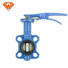 Butterfly Valve Handle Typ DISC SS304 For Normal Pressure