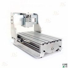 CNC 3020 engrving driling frame without stepper motor