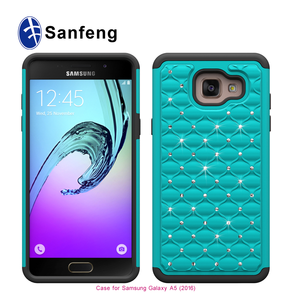 Cell phone accessories factory price 2016 new mobilephone case/shockproof smart cover for samsung galaxy A3 A5 A7 2016 edition