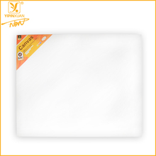 Hot Sale Blank Stretched Artist Linen Canvas