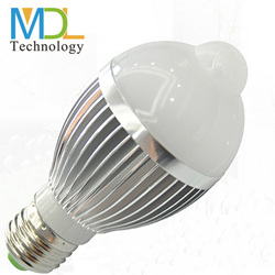 2015 latest design SMD chips 3w 5w 7w E27 led bulb light make in China