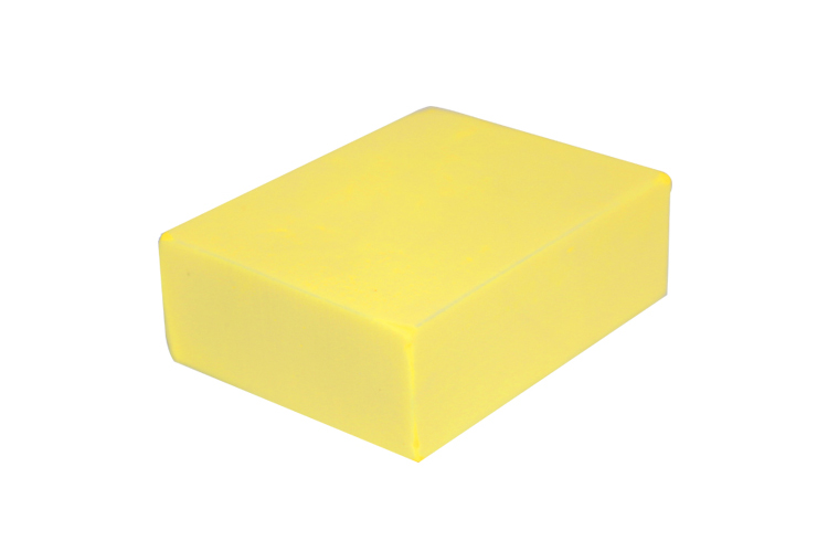 magic yellow color pva chamois car cleaning sponge