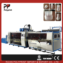 New technology plastic cup and plate making machine