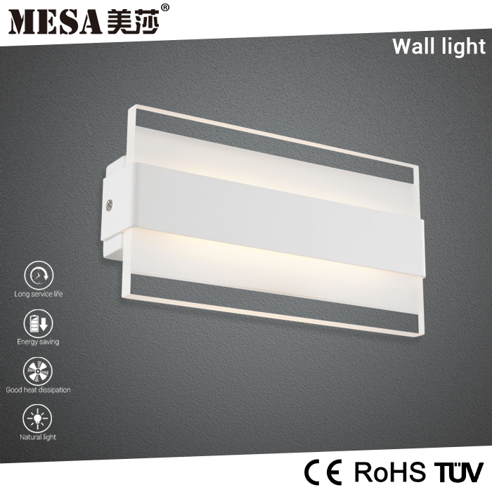 New arrival promotional TUV led wall reading lights
