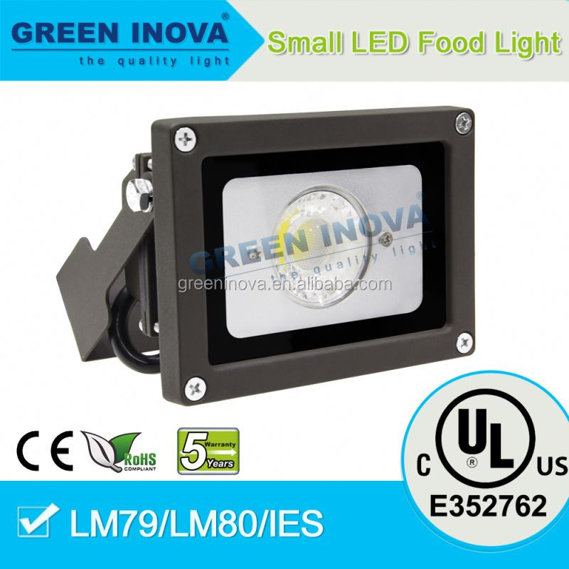 Bronze 5 years warranty cULs LED floodlight/spotlight