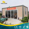 Comfortable container house prefab flat pack office container house