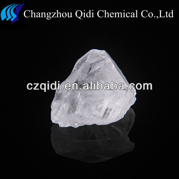 99% Natural colorless cube crystals deodorant potassium alum
