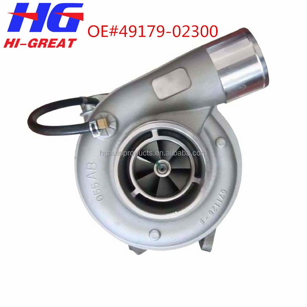 49179-02300 engine Mitsubishi Parts TD06H-16M Caterpillar 3066 Earth Moving Turbo Charger supercharger