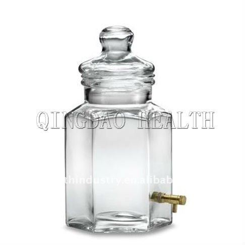 10l verre de jus pot avec de l 39 eau robinet a34 pi ces de fontaine d 39 eau d 39 eau id de produit. Black Bedroom Furniture Sets. Home Design Ideas