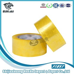 Pearl BOPP tape water based glue for carton sealing
