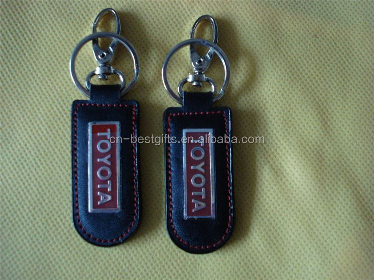 New products Unique design custom molded key chain manufacturer sale