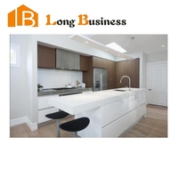 LB-JX1287 Modern lacquer complete kitchens