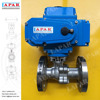 Stainless Steel Electric Valve Ball Valve