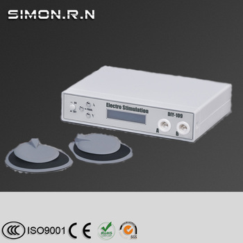 stimulator machine with OEM and ODM with small case