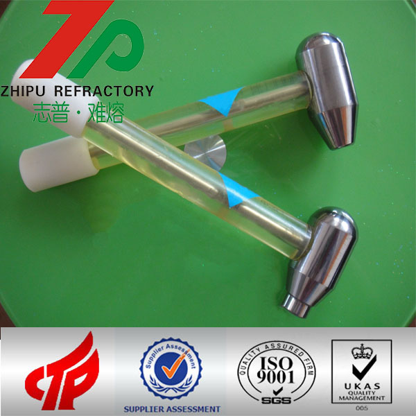 high resistance hardness WC-Co alloy material hammer with tungsten chemical composition