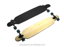 cheap new top grade bamboo longboard skateboard parts on sale