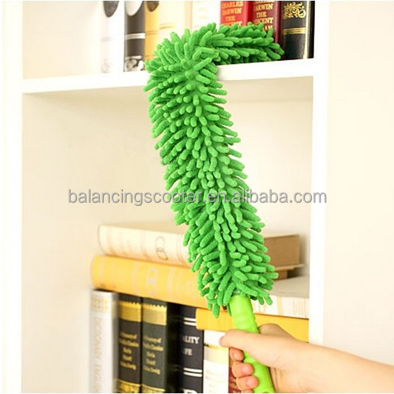 China Holly New product Bendable chenille flexible duster
