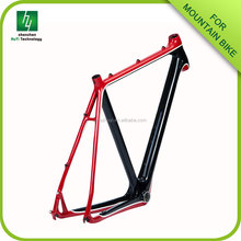 High quality cyclocross frame disc brake,cheap carbon bike frame 54cm made in taiwan
