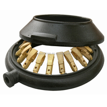 Hot selling high quality cast iron gas jet burner for cooking