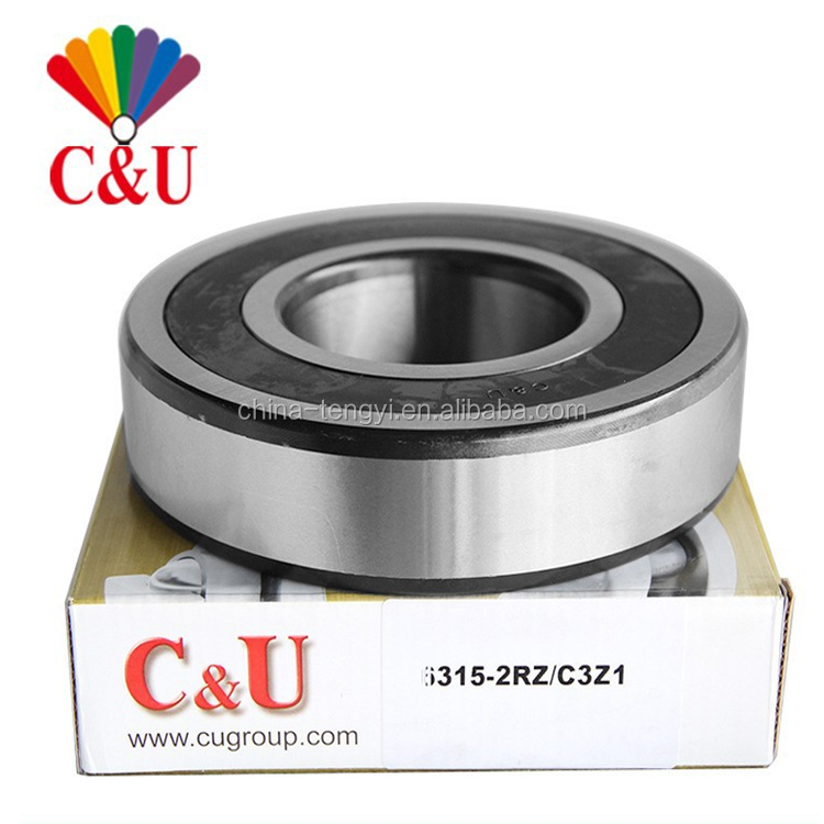 Chinese top quality C&U bearing 6201Z 6205 6309 ZZ/RS