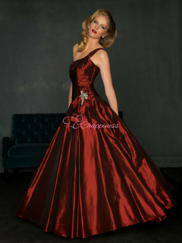 red wedding dresses pictures of long gown my dress