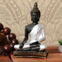 resin material Thailand style best small buddha souvenir
